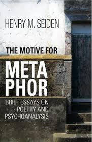 the motive for metaphor brief essays on poetry and psychoanalysis  the motive for metaphor brief essays on poetry and psychoanalysis by henry m seiden