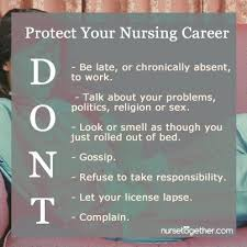 Professionalism In Nursing Dont Lose Your Professionalism Nurses Here Are Some Dos And