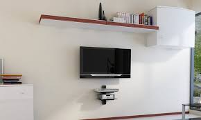 wall mount dvd player shelf google