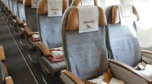 Airline Review South African Airways Economy Class