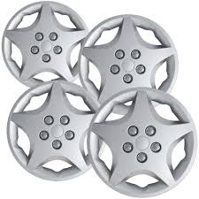 Amazon.com: Hub-Caps for Select Chevrolet Cavalier (Pack of 4) 14 ...