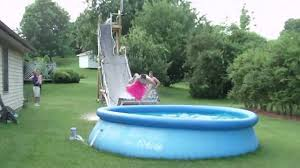 Backyard Water Slide Inflatable  Home Outdoor DecorationWater Slides Backyard
