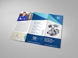 Auto Parts Catalog Brochure Bundle Template Catalog Parts