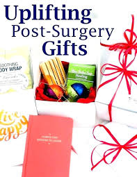 get after surgery gifts heart well gift basket ideas sporty for patients