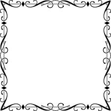 Free photo Frame Fancy Decorative Border Ornamental Flourish Max Pixel