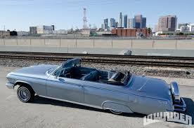 1962 Chevrolet Impala Convertible - Lowrider Magazine