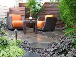 zen patio furnishings contemporary