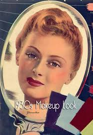 1930s makeup style5