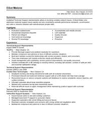 Resume Format For Technical Jobs Best Technical Support Resume Example LiveCareer 10