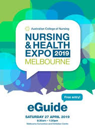 Health Expo Acn Nursing Health Expo 2019 Melbourne Eguide By Acn
