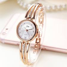 <b>New</b> Fashion Rhinestone <b>Watches Women</b> Luxury Brand Stainless ...