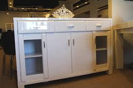 to enlarge stylish modern buffet cabinet