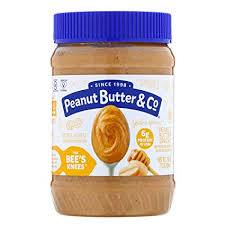 Peanut Butter & Co The Bee's Knees Peanut Butter ... - Amazon.com