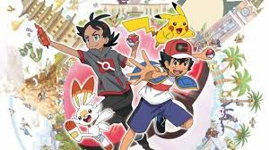 New Pokemon Series with Two Main Characters - Spoiler Guy