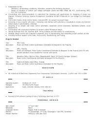Cable Harness Design Engineer Sample Resume Inspiration Design Engineer Resume Example Sample Electrical Engineer Resume