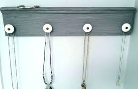 wall necklace holders wall mount necklace holder necklace holder wall mounted necklace holder jewelry organizer necklace
