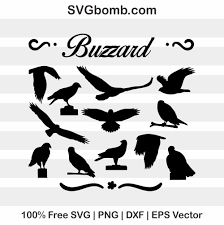 You can use this file commercially but it must be incorporated into a. Free Buzzard Vector Svg Svgbomb Com