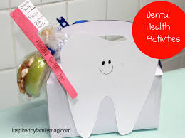 Dental Health Activities For Kids Inspired By Family