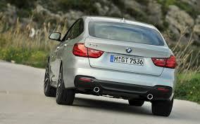 2014 BMW 335i Gran Turismo First Drive - Motor Trend