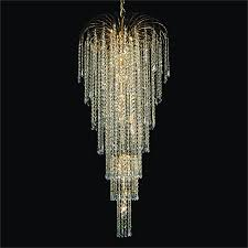 entry foyer chandelier cascade t glowa lighti on chandelier entryway medium size of chandeliers for high