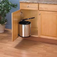 Kitchen Cabinet Garbage Can Kitchen Trash Can Cabinet Kitchen Tilt Out Trash Can Cabinet