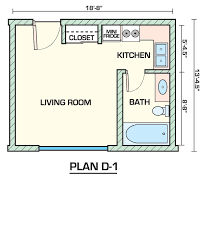 Small Apartment Floor Plans One Bedroom Studio Apartment Floor Plans Studio Plans Marjorie