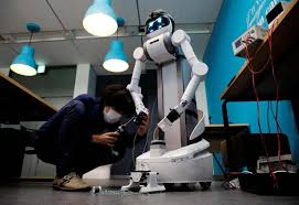В Японии дистанционно управляемые роботы <b>Ugo</b> нашли ...