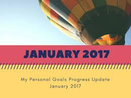 personal goals progress update achieve your best life personal goals progress