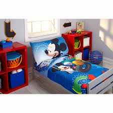 mickey mouse clubhouse toddler bed set decoration ideas for bedrooms