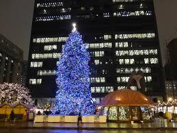Daley Center Tree Lighting Daley Center Christmas Tree 2014 Mark Susina Flickr