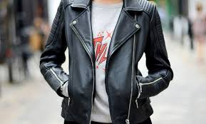 the fit of the leather jacket like a suit is paramount but unlike a bad fitting jacket or blazer leather jackets can t be altered easily and it s