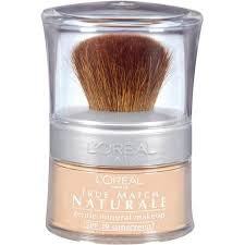 l oreal paris true match mineral foundation natural buff walmart