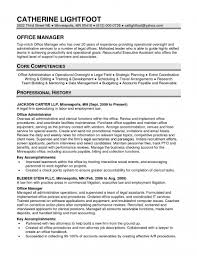 Office Manager Resume Sample Adri Pinterest Creative - resume competencies  examples ...