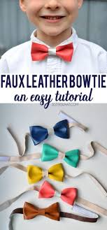 best diy crafts ideas faux leather