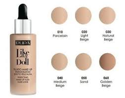 image is loading pupa milano like a doll make up fluid