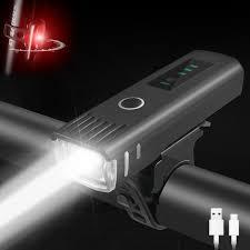 Wheelup 250 Lumen Flashlight For <b>Bicycle Anti</b>-<b>glare Smart Bike</b> ...
