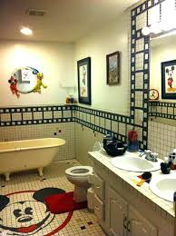 mickey mouse bath accessories mickey mouse bathroom rug mickey mouse bathroom inspirational mickey mouse bathroom mirror