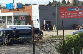فرنسا - مقتل ثلاثة اشخاص في حادثة احتجاز رهائن في منطقة تريب