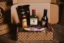 the brobasket gift baskets for men jameson gift baileys gift kahlua gift