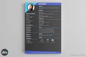 Modern Resume Template Free Download Eadily Read By Resume Reading Soft Wear Resume Builder 36 Resume Templates Download Craftcv
