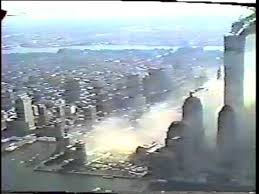 WTC Attack September 11, 2001 from New York Police Helicopter ...
