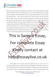 treatment of pressure ulcer essay sample