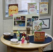 preschool classroom science area ideas