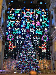 Macys Light Show Philly Wanamakers Light Show At Macys Center City Philadelphia