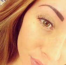 beauté drogué semi permanent makeup eyebrows first week healing process