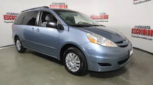 Used 2010 Toyota Sienna Van for sale near you in Escondido, CA ...