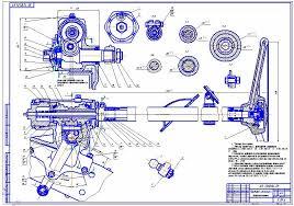 Электронные книги Наука и образование Дипломы дипломная  дипломная работа ремонт рулевого управления с червяком