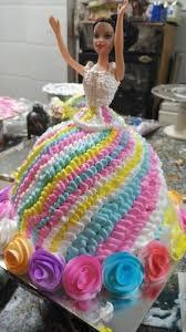Awesome Barbie Doll Cakes Birthday Cake Gandhi Camp Rohtak