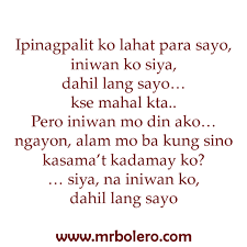 Ipi Quote Beauteous Tagalog Quotes Quotes