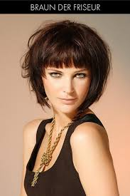 layered bob with texture